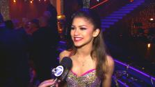 Dancing With The Stars contestant Zendaya talks to OTRC.com after season 16s finale episode on May 21, 2013. - Provided courtesy of OTRC