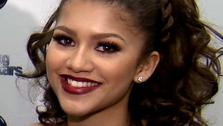 Dancing With The Stars contestant Zendaya speaks after season 16s seventh week of performances on April 29, 2013. - Provided courtesy of OTRC
