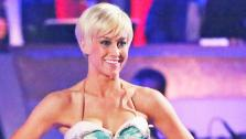 Dancing With The Stars season 16 winners Kellie Pickler (pictured) and Derek Hough talk to OTRC.com after their victory on the season 16 finale of the ABC show on May 21, 2013. - Provided courtesy of ABC Photo/ Kelsey McNeal