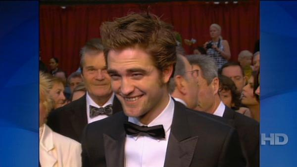 Robert Pattinson at 2009 Oscars: 'Twilight' fame is baffling