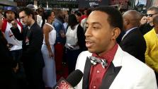 Ludacris talks to OTRC.com at the L.A. premiere of the 2013 movie Fast and Furious 6.