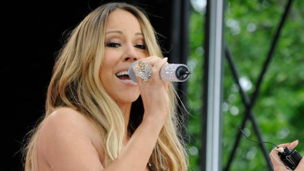 Mariah Carey appears on Good Morning America on May 24, 2013. - Provided courtesy of ABC / Donna Svennevik