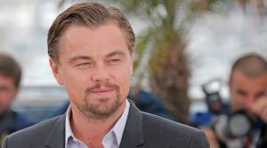 Actor Leonardo DiCaprio poses for photographers during a photo call for The Great Gatsby at the 66th international film festival, in Cannes, southern France, Wednesday, May 15, 2013. - Provided courtesy of AP Photo/Lionel Cironneau