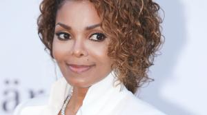 Singer Janet Jackson arrives at the amfAR Cinema Against AIDS benefit at the Hotel du Cap-Eden-Roc, during the 66th international film festival, in Cap dAntibes, southern France on Thursday, May 23, 2013. - Provided courtesy of Joel Ryan / Invision / AP
