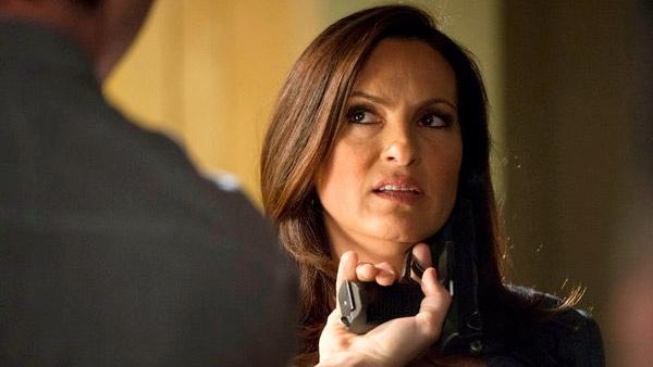 Mariska Hargitay appears as Detective Olivia Benson in the May 22, 2013 episode of Law & Order: Special Victims Unit. - Provided courtesy of Michael Parmelee/NBC