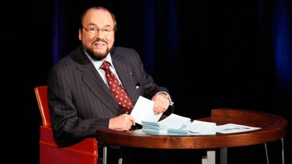 James Lipton appears in a publicity photo for his Bravo interview show 'Inside The Actors Studio.'