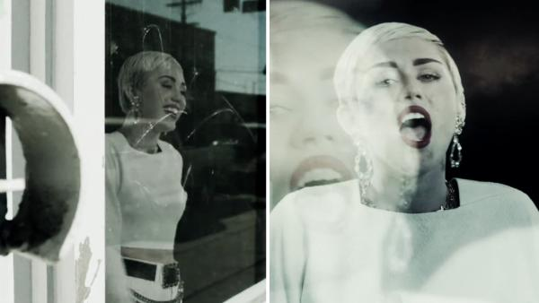 Singer and actress Miley Cyrus appears in the video for Snoop Lions Ashtrays and Heartbreaks, which was released on May 30, 2013. - Provided courtesy of RCA Records
