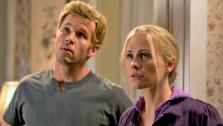 Ryan Kwanten and Anna Paquin appear in a scene from the second episode of season 6 of True Blood. The shows sixth season debuts on on June 16 on HBO. - Provided courtesy of John P. Johnson / HBO
