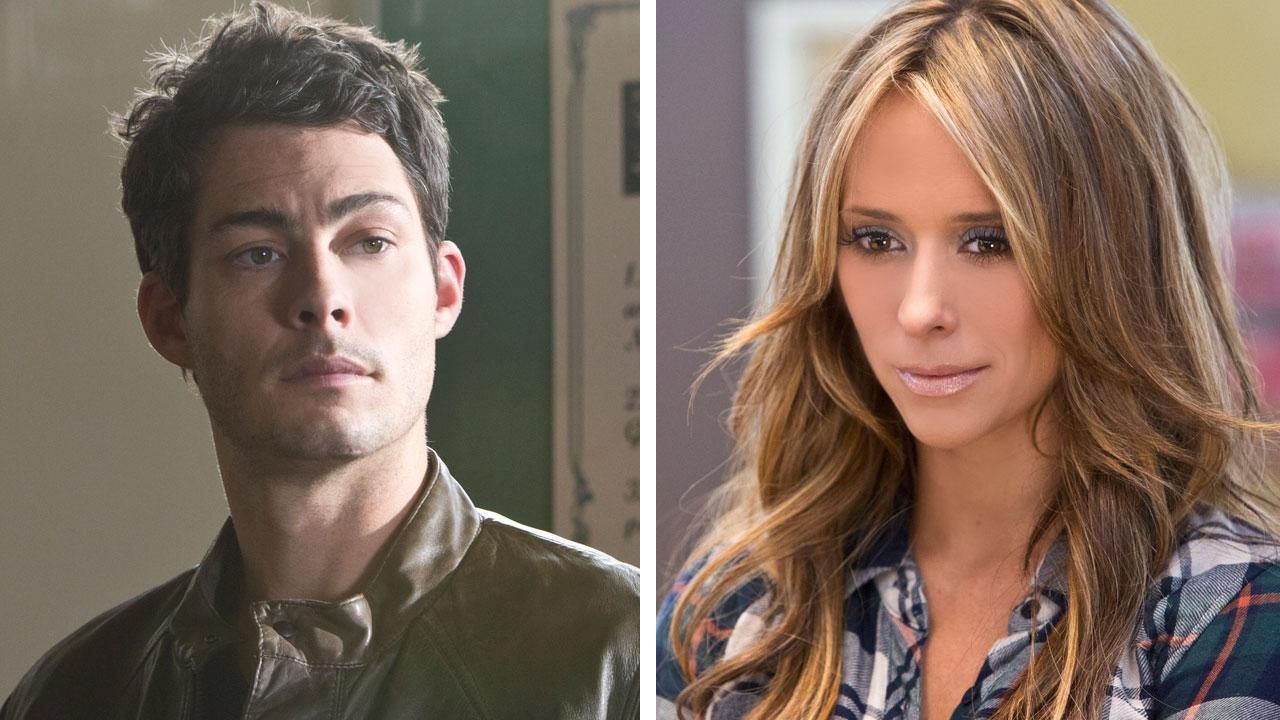 Jennifer Love Hewitt appears in a scene from an episode of The Client List, which aired on March 31, 2013. / Brian Hallisay appears in a scene from an episode of The Client List, which aired on April 28, 2013.