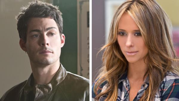 Jennifer Love Hewitt appears in a scene from an episode of The Client List, which aired on March 31, 2013. / Brian Hallisay appears in a scene from an episode of The Client List, which aired on April 28, 2013. - Provided courtesy of Michael Desmond / Lifetime