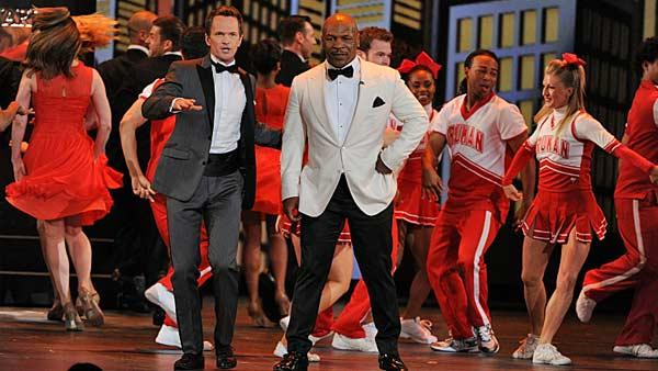 Neil Patrick Harris appears in his opening number for the 2013 Tony Awards. - Provided courtesy of Tony Awards / CBS / Heather Wines
