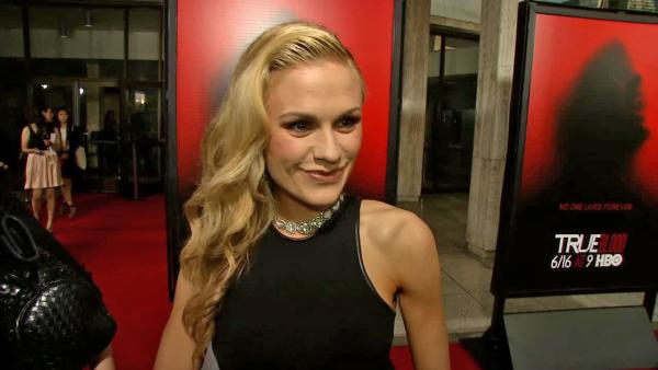 Anna Paquin talked to OTRC.com at the premiere of True Blood season 6 on June 11, 2013. - Provided courtesy of OTRC