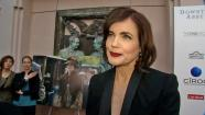 Elizabeth McGovern talks 'Downton Abbey'