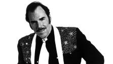 In this photo provided by Epic Records, Slim Whitman is shown, 1980. - Provided courtesy of AP Photo/Epic Records