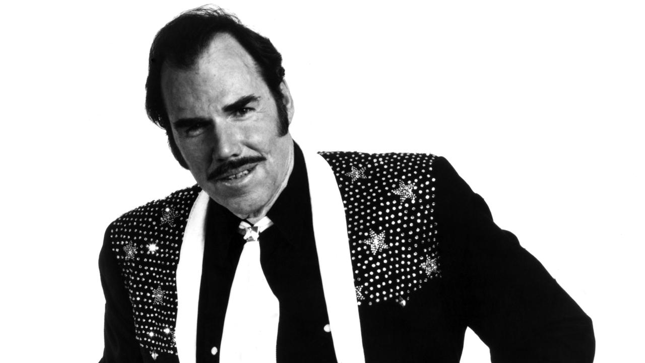 Slim Whitman is shown in this photo provided by Epic Records, 1980.AP Photo/Epic Records