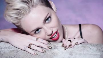 Miley Cyrus appears in a scene from her music video for We Cant Stop, released on June 19, 2013. - Provided courtesy of RCA Records