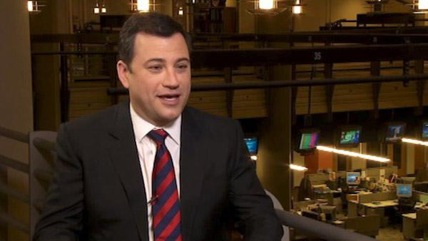 Jimmy Kimmel talks to OTRC.com in a December 2012 interview.