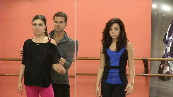 Ballroom professional Louis Van Amstel talks about releasing his LVA fitness clothing line, and the contestants on So You Think You Can Dance - Provided courtesy of OTRC