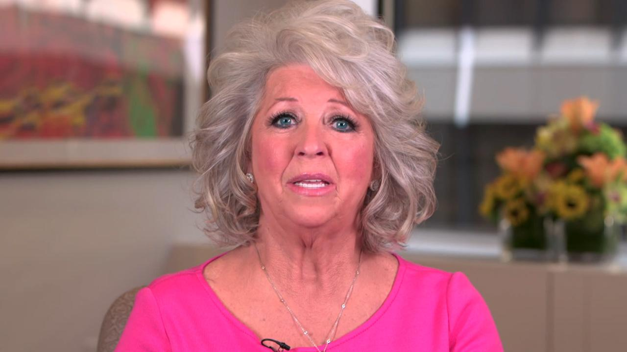 Paula Deen is seen in this video posted on her YouTube page on June 21, 2013. She issued a videotaped apology after admitting in a court deposition to using a racial slur in the past.