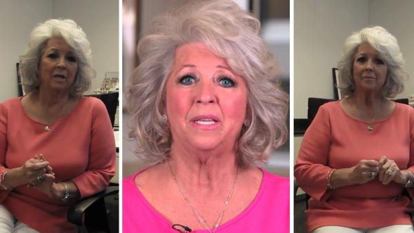 Paula Deen is seen in these videos posted on her YouTube page on June 21, 2013. She issued a videotaped apology after admitting in a court deposition to using a racial slur in the past. - Provided courtesy of Paula Deens YouTube page