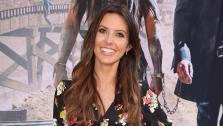 Audrina Patridge attends the world premiere of Disney/Jerry Bruckheimer Films The Lone Ranger at Disney California Adventure Park in Disneyland in Anaheim, California on June 22, 2013. - Provided courtesy of Michael Buckner / WireImage / Walt Disney Company