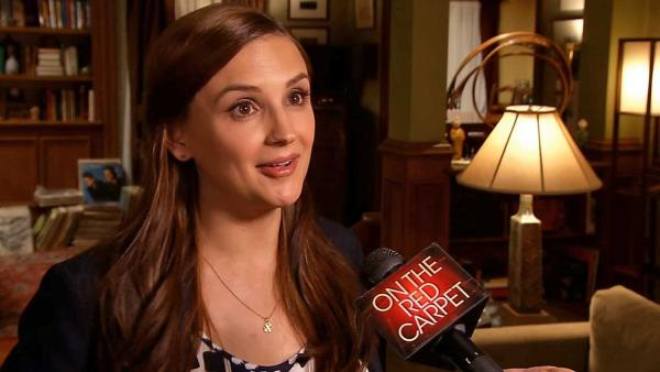 Rachael Leigh Cook talked to OTRC.com about the next season of TNT's drama series, 'Perception.'