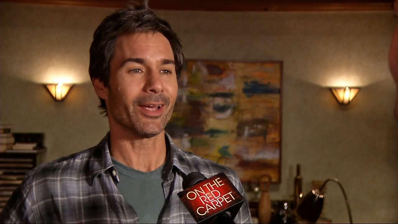 Eric McCormack talked to OTRC.com about the next season of TNTs drama series, Perception. Watch the video!