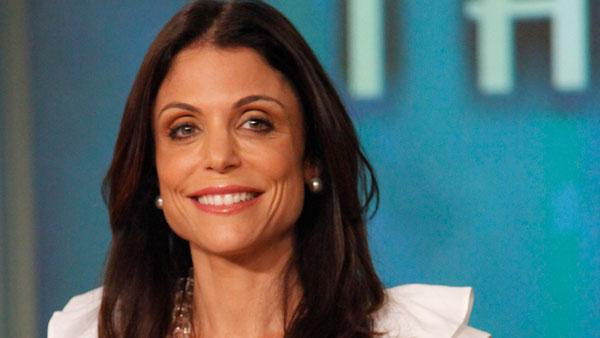 Bethenny Frankel appears on 'The View' in July 2011.