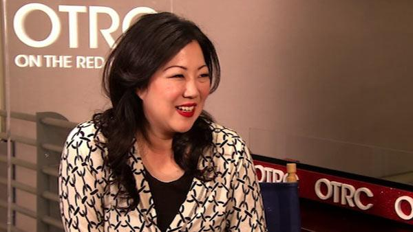 Margaret Cho talks to OnTheRedCarpet.com in June 2012.