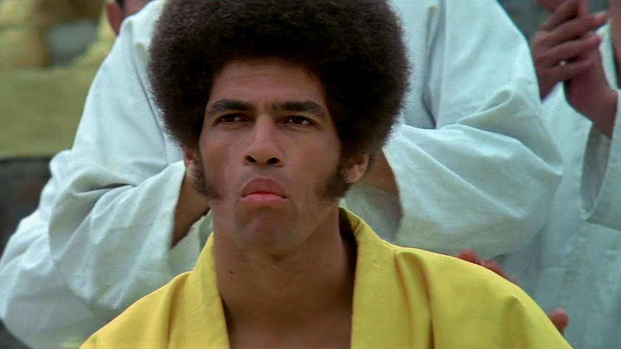 Jim Kelly appears in a scene from the 1973 movie Enter The Dragon. <span class=meta>(Warner Bros. Pictures)</span>