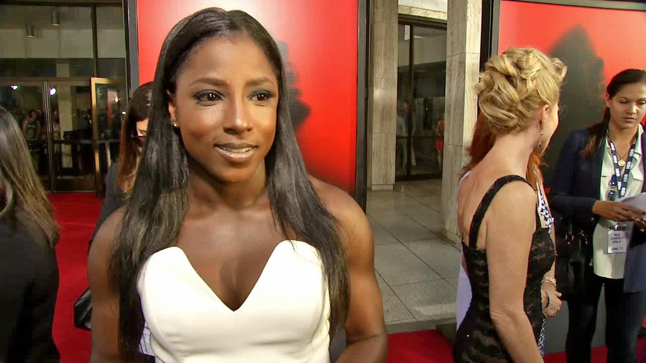 Rutina Wesley talked to OTRC.com at the premiere of True Blood season 6 on June 11, 2013.