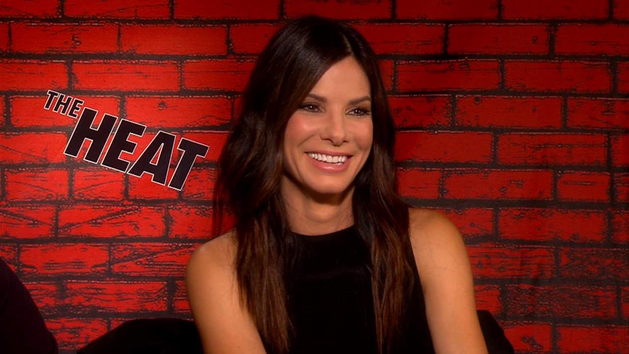 Sandra Bullock and Melissa McCarthy talk to OTRC.com about the comedy film The Heat, which was released on June 28, 2013.