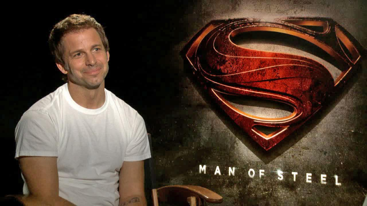Zack Snyder talks to OTRC.com about the movie Man of Steel, in a June 2013 interview.