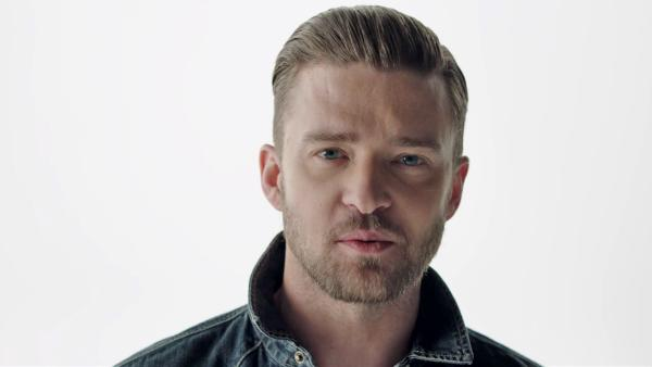 Justin Timberlake appears in a scene from the July 2013 video Tunnel Vision. - Provided courtesy of RCA Records