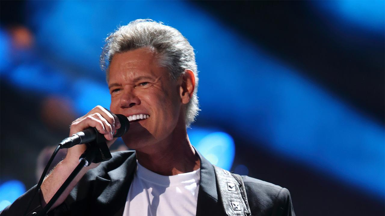 Randy Travis performs at the 2013 CMA Music Festival at LP Field on June 7, 2013 in Nashville Tennessee.