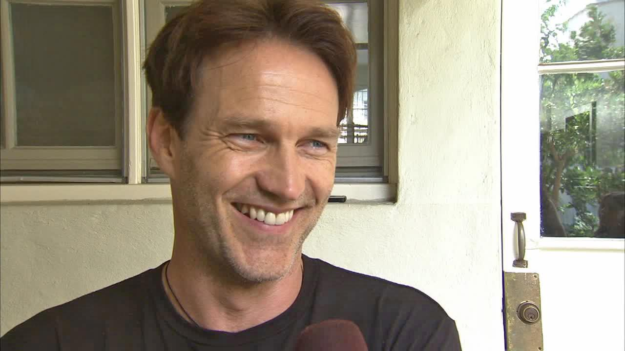 Stephen Moyer talks to OTRC.com about Chicago on July 19, 2013.