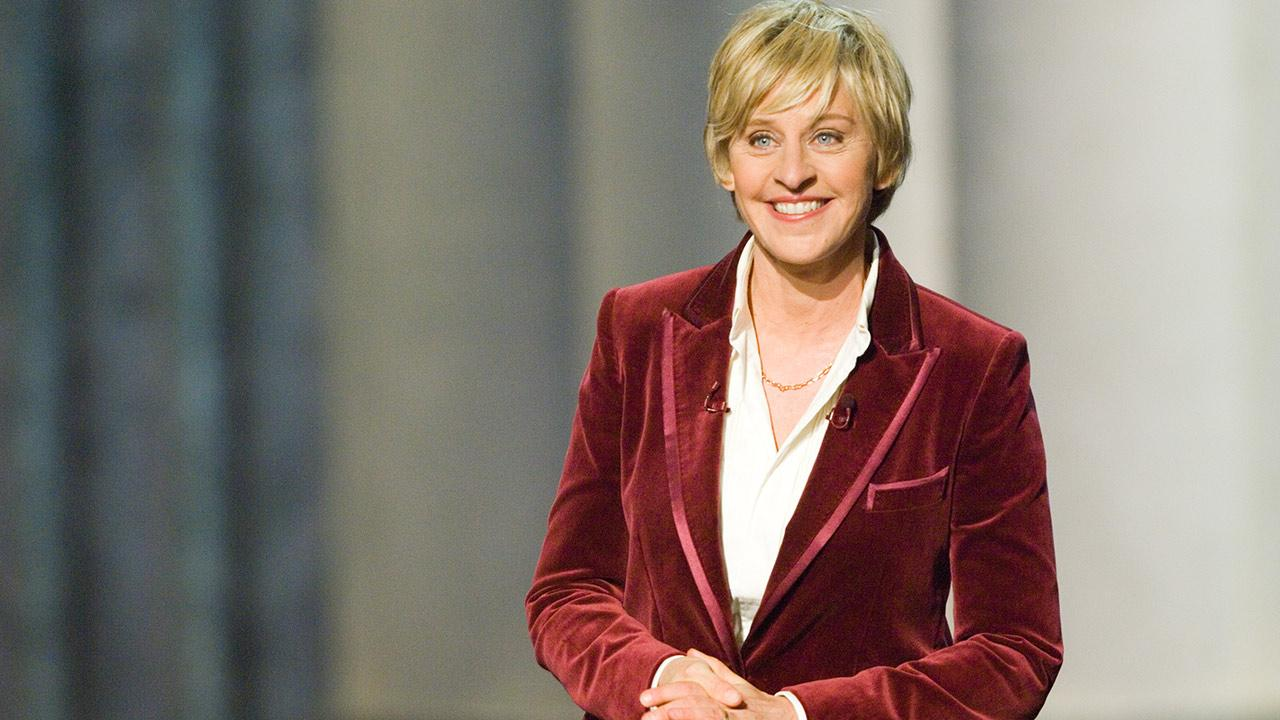 Ellen DeGeneres hosts the 79th Oscars ceremony at the Kodak Theatre (now the Dolby Theatre) in Hollywood, California, on Sunday, Feb. 25, 2007.