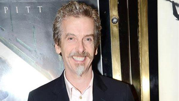 Peter Capaldi appears at the London premiere of World War Z on June 2, 2013. - Provided courtesy of Richard Young/Rex/startraksphoto.com