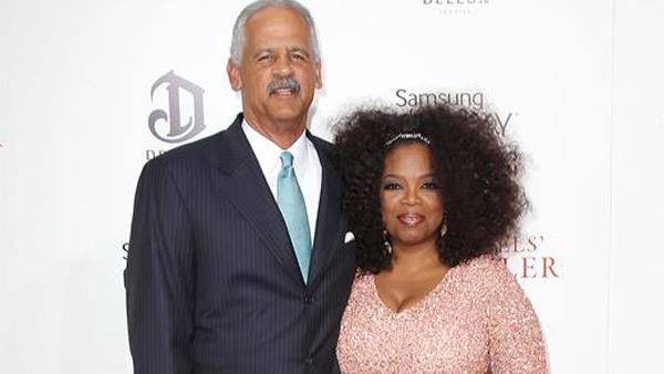 Oprah Winfrey, Stedman Graham attend Butler premiere - Provided courtesy of Kristina Bumphrey/ Startraksphoto.com