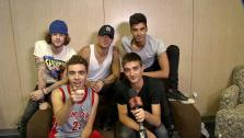 English-Irish boy band The Wanted sit down with OTRC.com to talk about touring, their new album and collaborating with Justin Bieber. - Provided courtesy of OTRC / OTRC