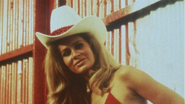 Karen Black appears in a scene from the 1975 film 'Nashville.' The actress died on Aug. 8, 2013.