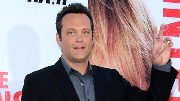 Vince Vaughn appears at The Internship premiere in Los Angeles on May 29, 2013. - Provided courtesy of Sara De Boer/startraksphoto.com
