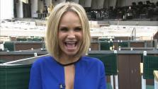 Kristin Chenoweth talks to OTRC.com