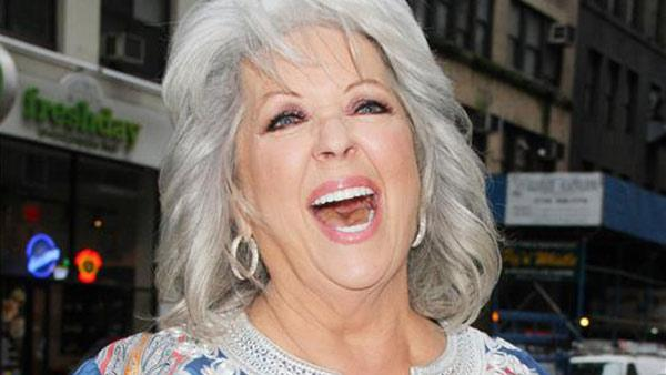 Paula Deen appears near NBC Studios in New York City on May 22, 2012. - Provided courtesy of BLACK / startraksphoto.com