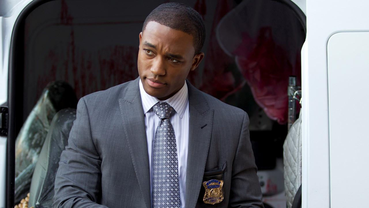 Lee Thompson Young appears as Detective Frost on Rizzoli &amp Isles in the episode Over/Under, which aired on Dec. 11, 2012.Doug Hyun/TNT