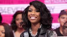 Brandy appears on BETs 106 & Park on March 26, 2013. - Provided courtesy of Marcus Owen/startraksphoto.com