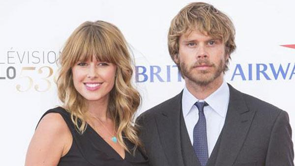 Eric Christian Olsen and wife Sarah Wright appear Opening Ceremony of 53rd Monte Carlo TV Festival Of Monte Carlo 2013 held at the Grimaldi forum in Monaco on June 9, 2013. - Provided courtesy of Marco Piovanotto/Abaca/startraksphoto.com