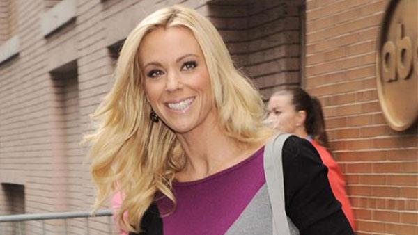 Kate Gosselin visits the Katie show in New York on Oct. 3, 2012. - Provided courtesy of Ben King / Startraksphoto.com