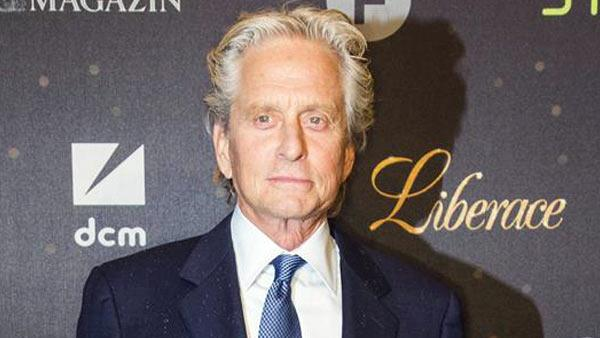 Michael Douglas appears at the Berlin premiere of Behand the Candelabra on Sept. 2, 2013. - Provided courtesy of Jochen Zick/startraksphoto.com