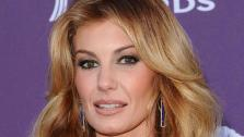 Faith Hill appears at the 48th Annual Academy of Country Music Awards in Las Vegas, Nevada on A